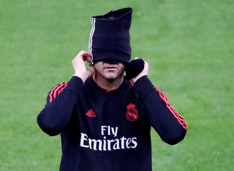 Тренер мадридского Реала