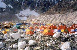 базовый лагерь Эверест