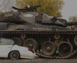 в аренду настоящие танки
