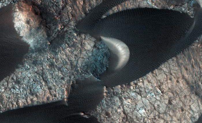 марс панорама
