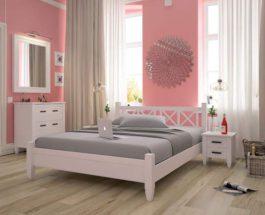 прованс кровать