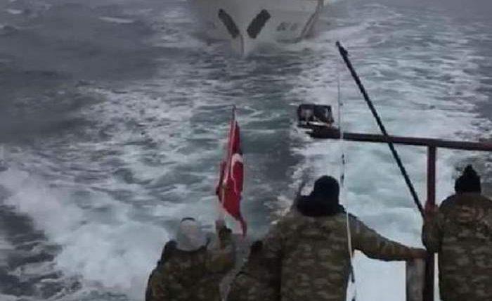 румынская береговая охрана