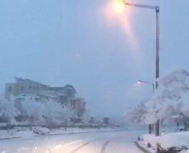 снег лас вегас