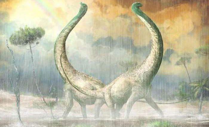 титанозавры