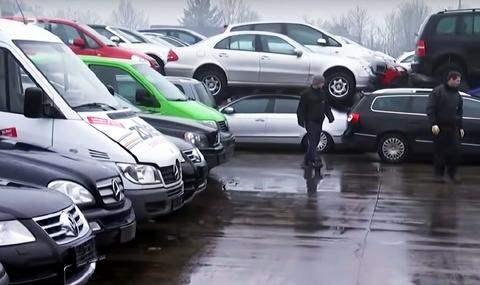 утилизация машин в Германии