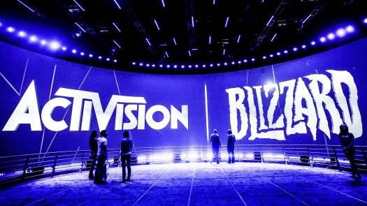 Activision Bilzzard