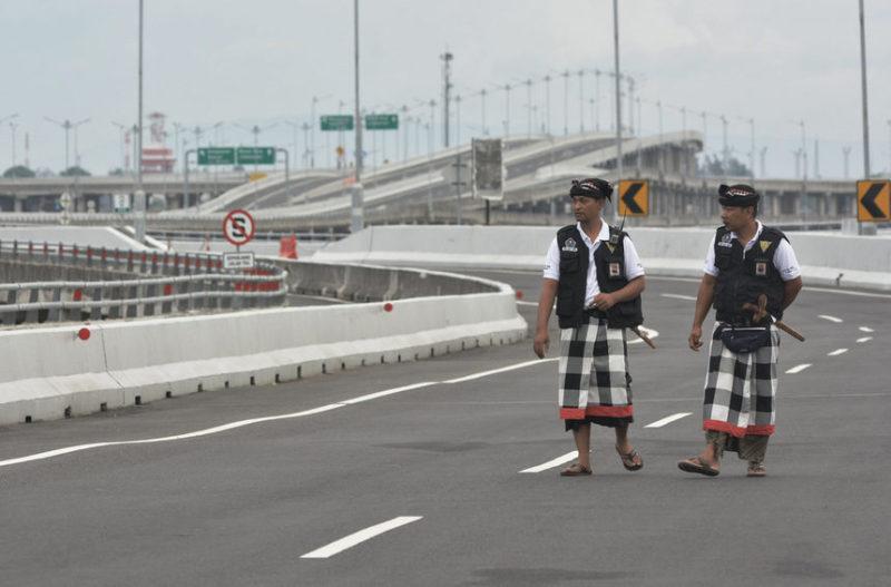 Балийские охранники