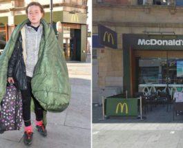 Бездомная