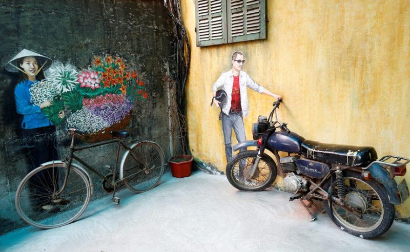 Велосипеды и мотоциклы