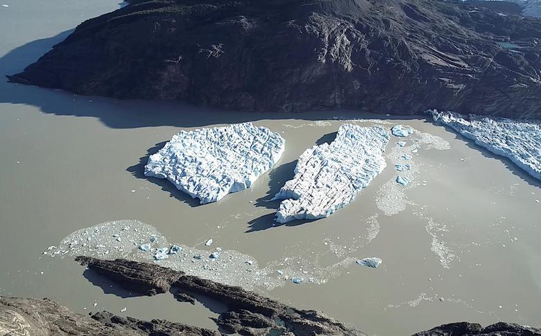 Два новых айсберга