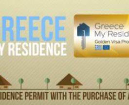 Золотая Виза Греция