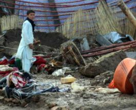 Кандагар наводнение