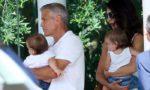 Клуни и дети