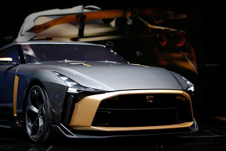 Новый Nissan GT-R50