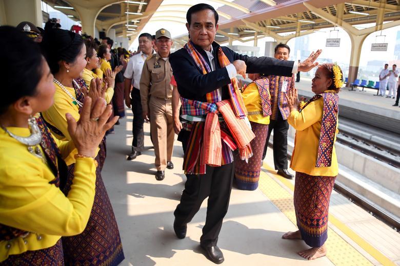 Премьер-министр Таиланда