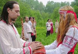 Свадьба на Руси