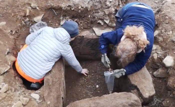 артефакты раскопки