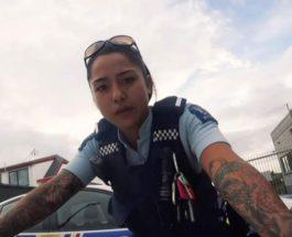 влог,Полицейская Новой Зеландии,Лана Кристен