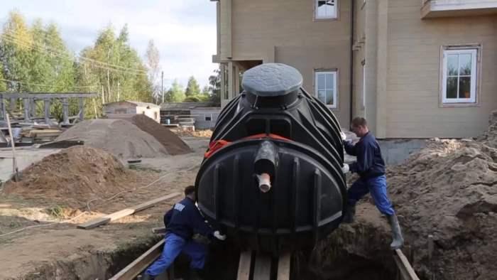 монтажник септика Анилон