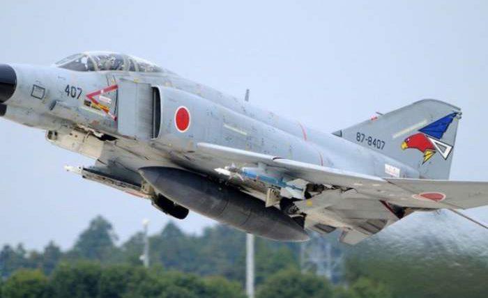 истребитель япония
