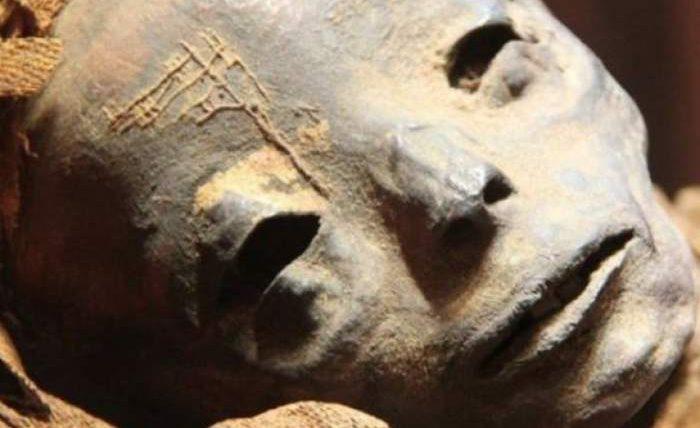 мумия Египет