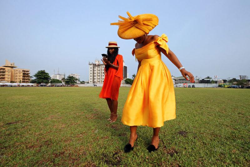 поло в Лагосе, Нигерия