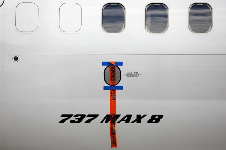 Garuda Indonesia Boeing 737 Max 8