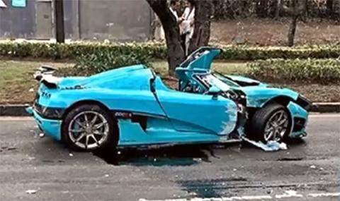 Koenigsegg CCXR