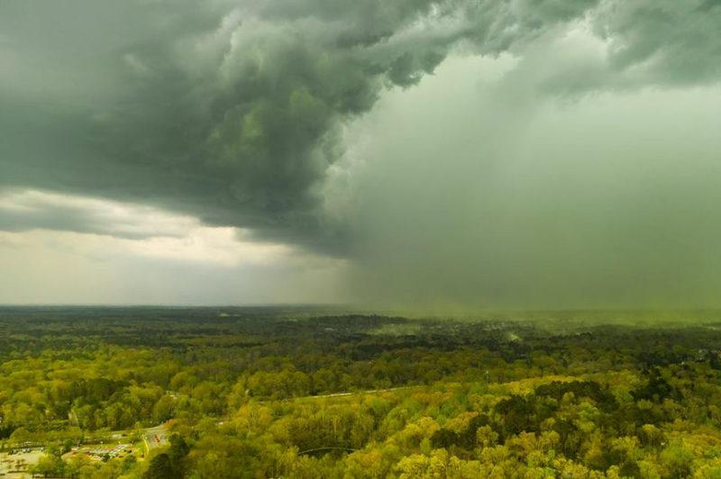 Буря над Даремом