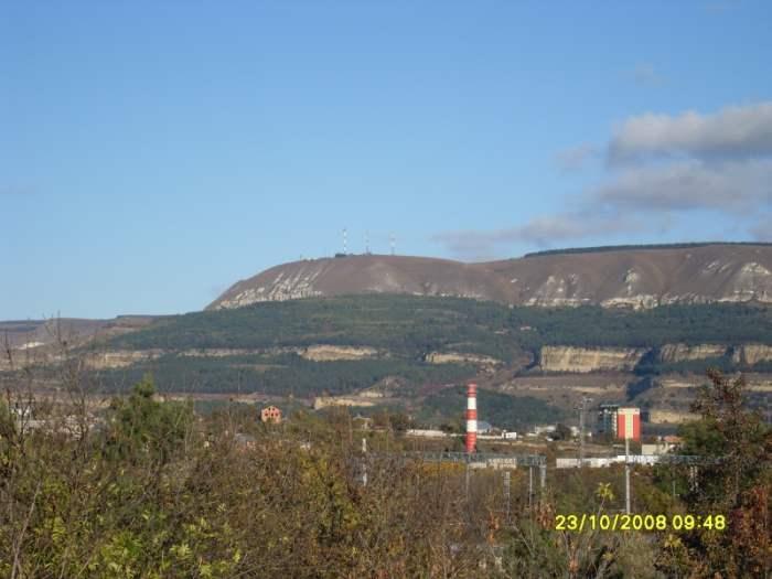 Вид на Боргустан