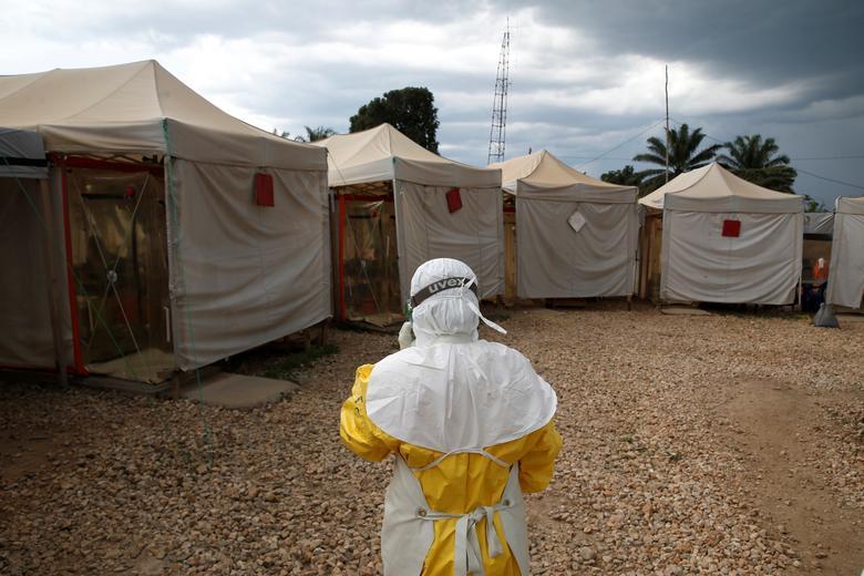 Вспышка эболы в Конго