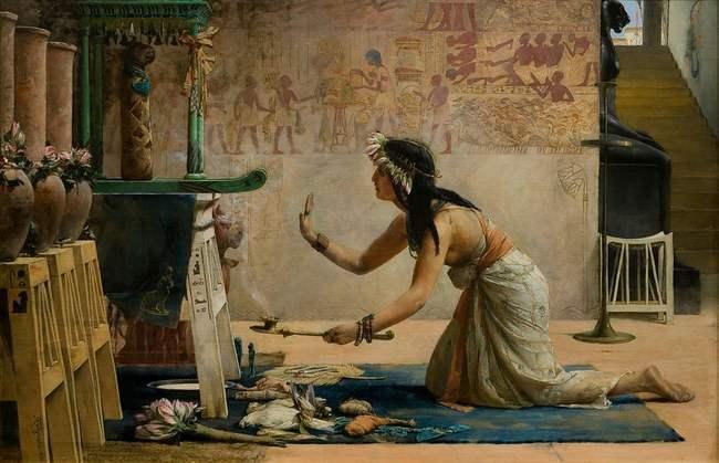 Египет находки