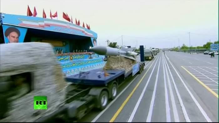 Иран парад