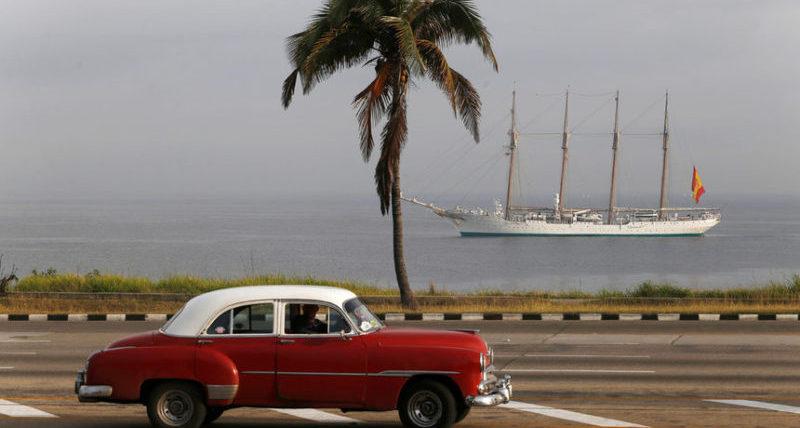 Кадр из Гаваны, Куба.