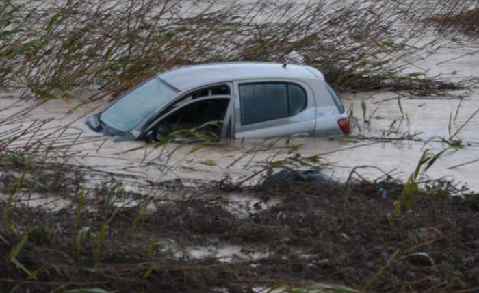 Крит наводнение