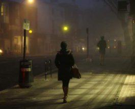 Лондон Чистая зона