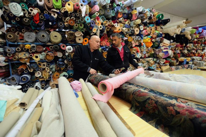 Магазин текстиля