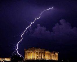 Молния Акрополь