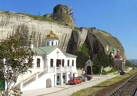 крым монастырь