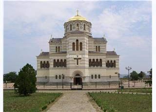 крым храм
