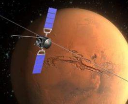 марс метан