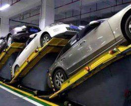 парковка китай