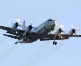 разведывательный самолет