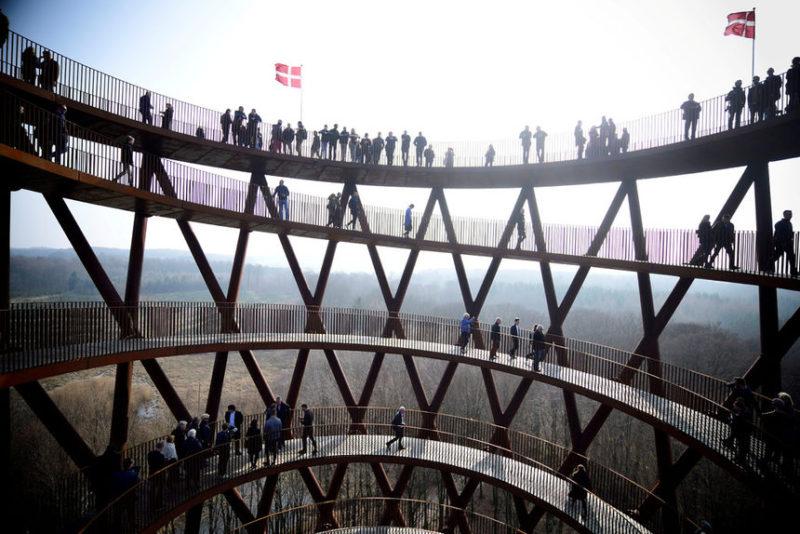 45-метровая смотровая башня