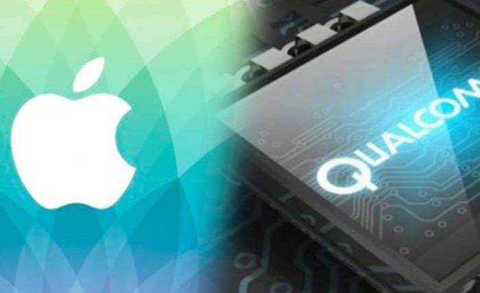 Apple и Qualcomm
