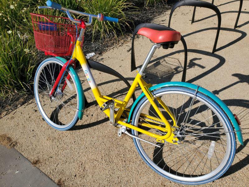 Велосипед для перемещения