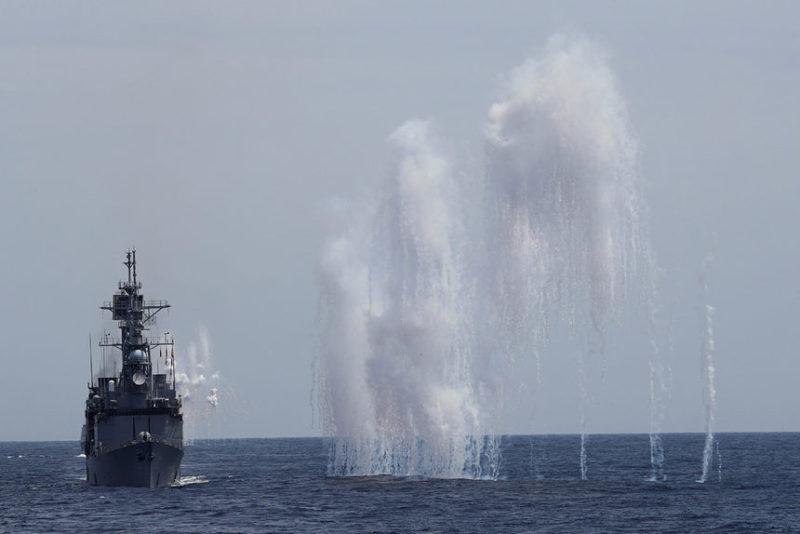 Военные морские учения