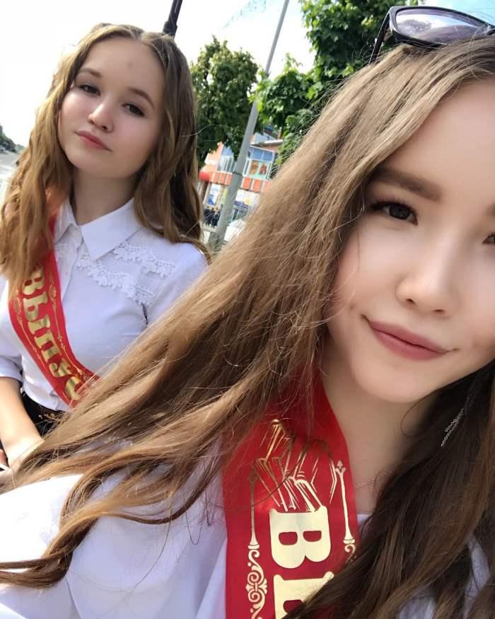 Выпускницы 2019