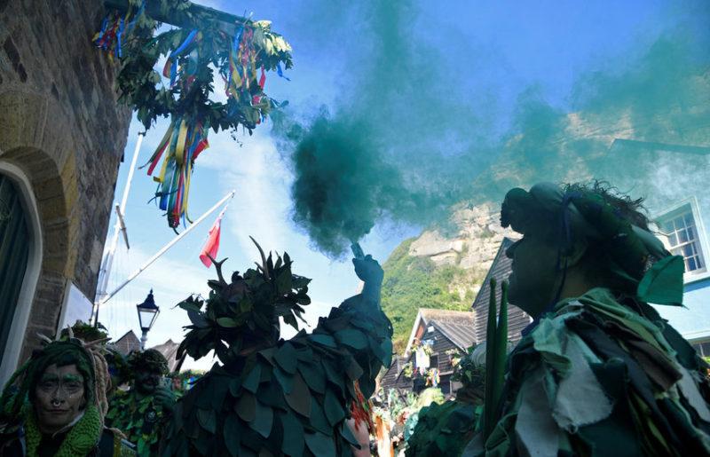 Ежегодный весенний фольклорный фестиваль