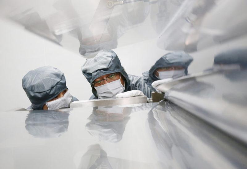 Завод по производству композитных материалов